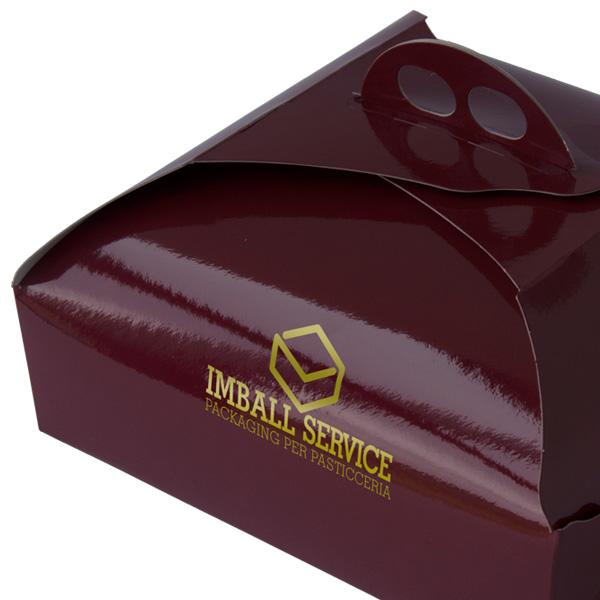 Packaging pasticceria